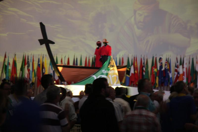 Rassemblement Équipes Notre-Dame à Fatima