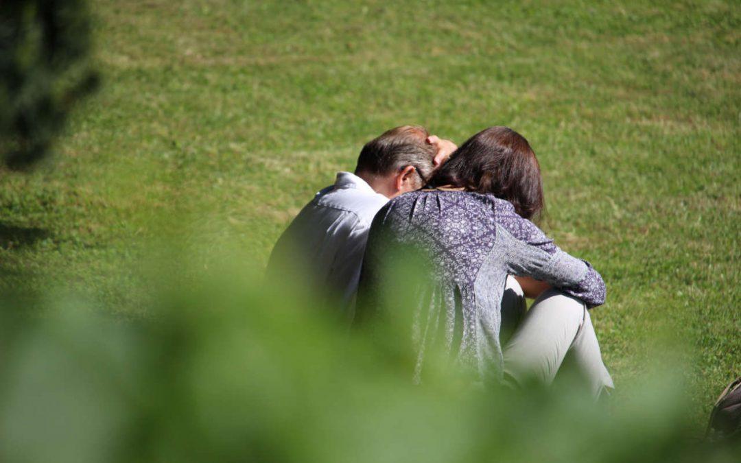 Le couple à l'école du pardon